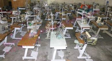Mesin Jahit Industri Sewing Machine Japan Quality