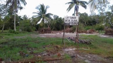 Tanah Lot Banglo untuk Dijual - Pulau Serai Pekan Pahang