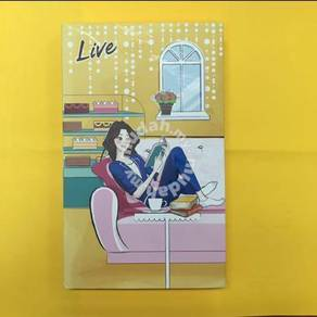 Attractive Note Book (hard cover)