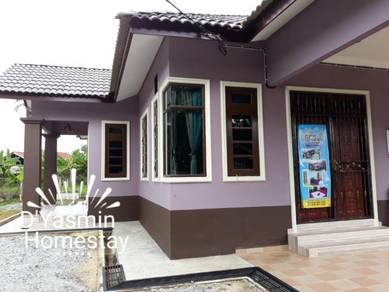 D'Yasmin Homestay Pinggir Bandar K.Trg
