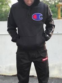 Champion X Bape hoodie