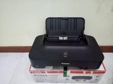 Inkjet Photo Printer (Pixma ip2770)