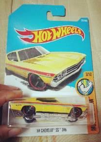 Hotwheels Chevelle SS
