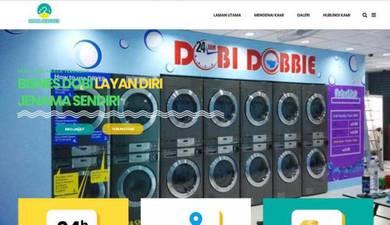 Khidmat Membina Website Bajet