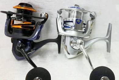 Bossna Gamer Elite 2000~ 6000 Fishing Reel Pancing
