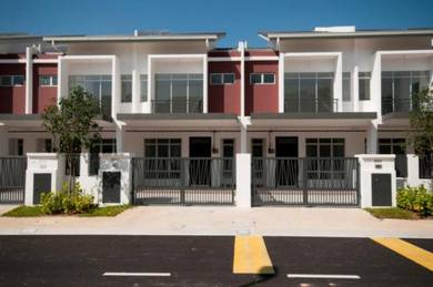 (PALING MURAH} 2sty House, M Residence 1, Bandar Tasik Puteri, Rawang