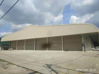 Warehouse at Jalan Lahat Ipoh
