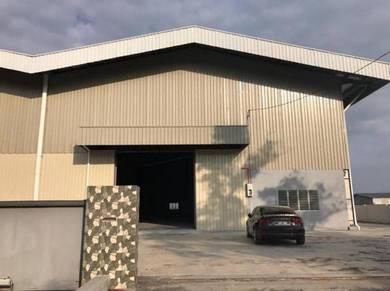 Single Storey Warehouse at Pengkalan 2,Pusing Perak