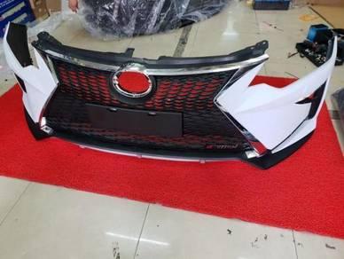 Toyota camry acv51 lexus bumper bodykit headlamp 3