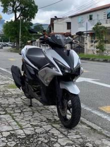 Yamaha aerox 155 nvx 155 nvx155 abs 2017/2017