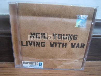 CD Neil Young - Living With War