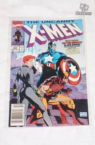 UNCANNY X-MEN. issue 268. Madripoor Knights