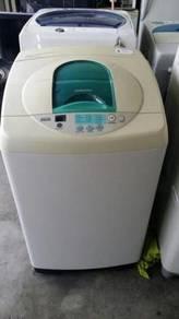 Mesin Basuh 6.8kg Washing Machine Auto Top Samsung