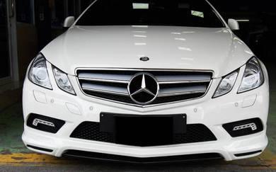 Mercedes W207 E Coupe Piecha Front Lip