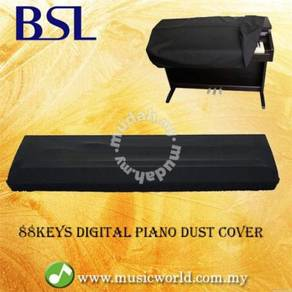Bsl 88 key dust cover digital piano dust cover key