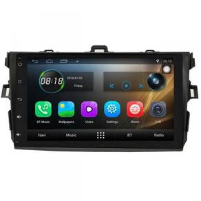 Toyota altis 07-12 9' android player 1 RAM 16G
