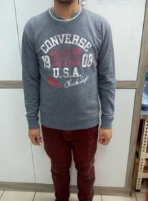 Converse sweatshirt(bundle branded)