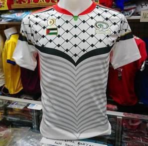 Palestine Home Jersey 2016/17