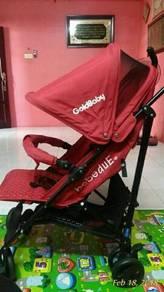 Stroller BebeduE Red