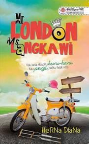 Novel Mr London Ms Langkawi - Herna Diana