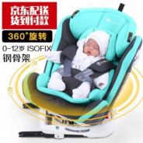 360 Baby ISOFIX Carseat Newborn to 12 Years Old