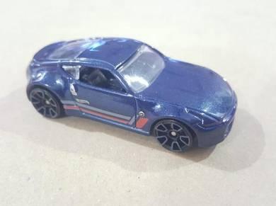 HotWheels Nissan 370Z Blue Multipack