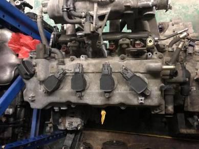 Nissan Sentra N16 QG16 engine kosong