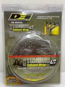 DEI Original Titanium Exhaust Wrap (2