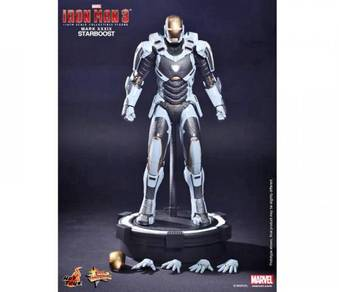 Hot Toys MMS214 Iron Man 3: 1/6th scale Starboost