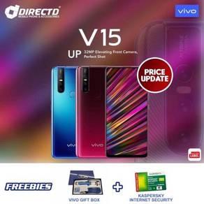 VIVO V15 (128GB) Hargo Turun + 2 Hadioh Percumo