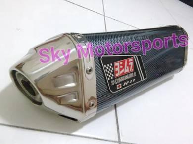 Yoshimura Exhaust Muffler Ekzos II(big size)