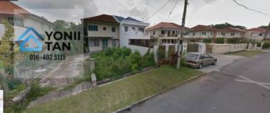 Taman Lumba Kuda 2 Storey Semi-D , Jalan Kuda , Non Flood Road