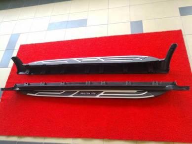 Proton x70 4s sport running board door side step 3