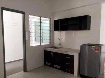 Vista Alam Service Apartment Seksyen 14 SOHO 714sf Shah Alam 100%LOAN