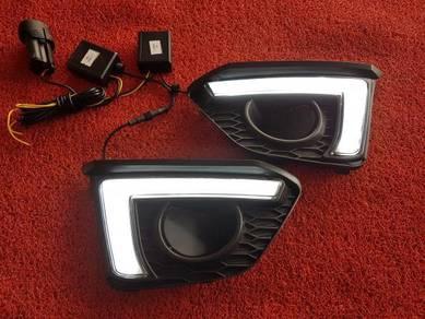 Honda jazz gk oem light bar led daylight signal