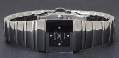 Harvard Polo Tungsten Case & Band Watch 83104LT-SS