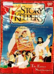 DVD The Story Keepers - The Easter-Storykeepers