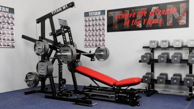 M1 Titan full function Gym