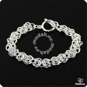 ABBS9-S008 Unique Fashion Silver 925 Bracelet