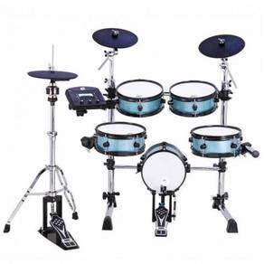 Xm T-8SR Digital Drums (T8SR) - FREE Amp, Throne,
