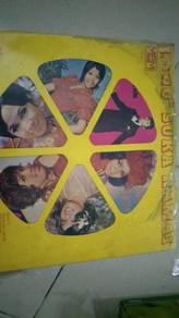 Piring Hitam LP lagu Lagu suka ramai