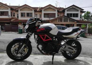 Aprilia Shiver 750 CBU Excellent Condition