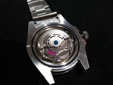 Jam tangan submariner submarine no date watch