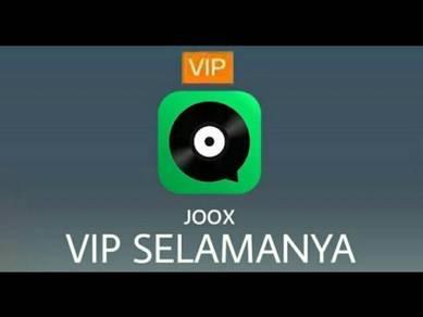 Joox viip selamanya (hack)