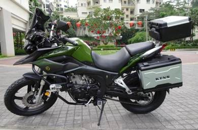 Expat sells KTNS RS3 250cc Travel Enduro like new