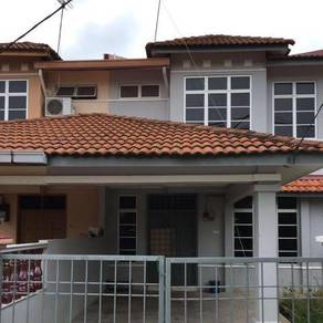 Double Storey Terrace House For Rent - Kemaman