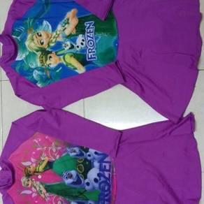 Baju renang kanak kanak perempuan