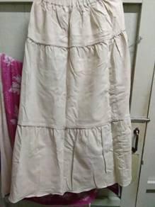 skirt labuh cantik