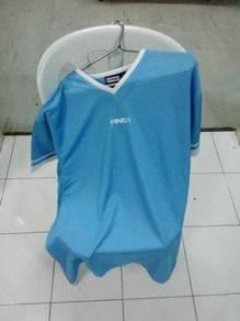 TEXP And1 XL Blue Short Sleeve Shirt