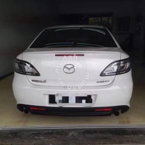 Dashboard Mazda 6